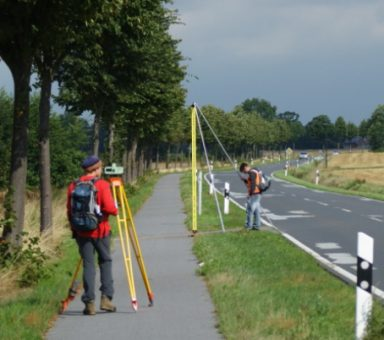 Autobahn (A) 7 AD Bordesholm – LGr Schleswig-Holstein/Hamburg, Höhenfestpunktfeld
