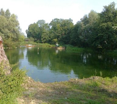 Reisezugabstell- und Behandlungsanlage Rostock – Ausgleichsmaßnahme A 4 Teichsanierung (Bauüberwachung)