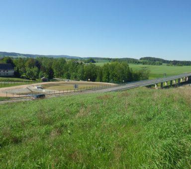 Staatsstraße (S) 282, Ortsumgehung (OU) Kirchberg