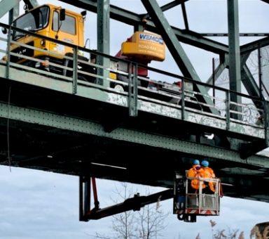 Europabrücke Neurüdnitz-Siekierki – Bauwerksprüfung