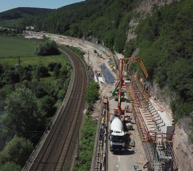 Bundesstraße (B) 88 – OU Rothenstein – VP 2.4 Tunnel