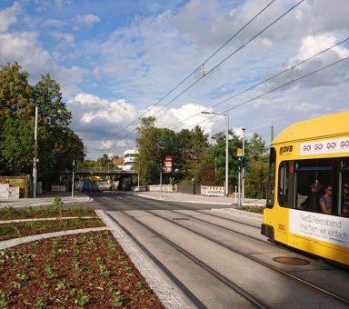 Dresden – Stadtbahn 2020 – TA 1.4 Oskarstraße