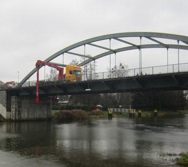 Brücke über den Oder-Havel-Kanal in Oderberg