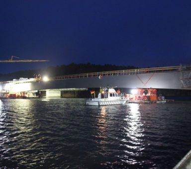 Ersatzneubau der Brücke über den Petersdorfer See im Zuge der Autobahn (A) 19