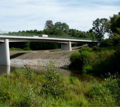 Neißetalbrücke in Zelz – Bauwerksprüfungen nach DIN 1076