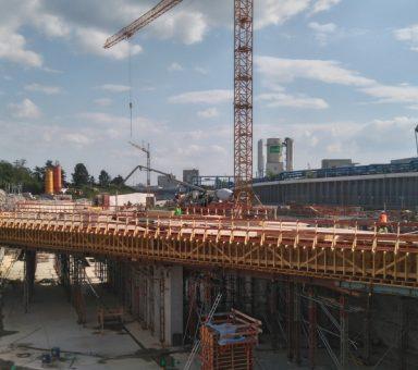 Autobahn (A) 100, Los 5 – 7 in Berlin