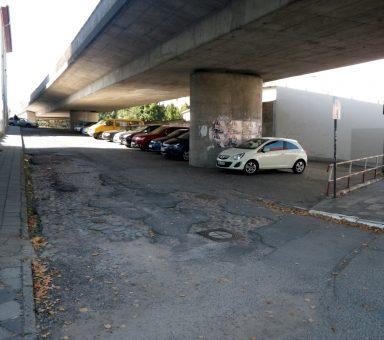 Bundesstraße (B) 158 – Bad Freienwalde – Umbau der Verkehrsanlage