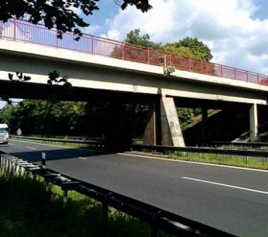 Autobahn (A) 10 Bauwerk 55Ü1 – Entwurf