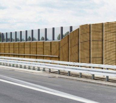 Autobahn (A) 94 – Forstinning – Marktl – Lärmschutzwände im Rahmen eines ÖPP-Vorhabens