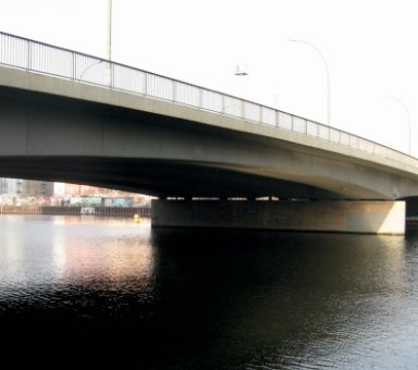Bundesstraße (B) 96a – Berlin – Elsenbrücke – Rückbau