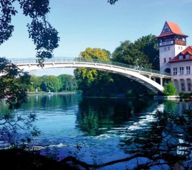 Berlin – Abteibrücke – Nachrechnung