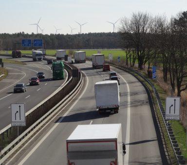 Autobahn (A) 13 – Klein Beuchow – Lärmminderung