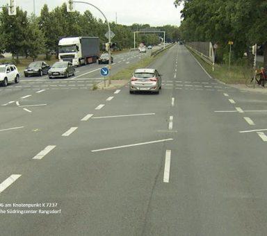 Bundesstraße (B) 96 – Groß Machnow bis Südringcenter Rangsdorf – Deckenerneuerung