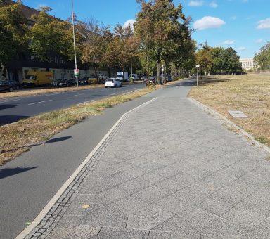 Bundesstraße (B) 96 – Stadtprojekt Tempelhofer Damm vom Platz der Luftbrücke bis Borussiastraße, Machbarkeitsstudie