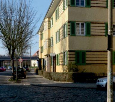 "Potsdam – Straße ""Im Bogen"""