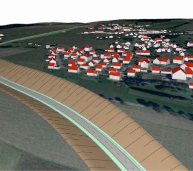 BIM-Implementierung im Fachbereich Verkehrsanlagen