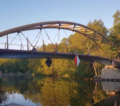 Neuruppin – Ersatzneubau Geh- und Radwegbrücke über den Molchowsee