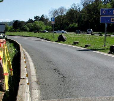 A 44 – Planungsbegleitende Vermessung für die Kapazitätserweiterung von LKW-Parkständen in Hessen