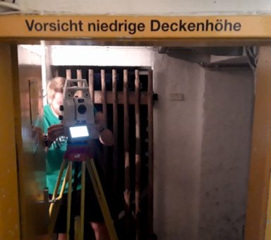 Dresden – Nürnberger Straße – Schachtkataster