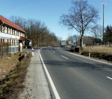 B 84 – Reichenbach bis Bad Langensalza