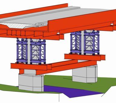A 72 – AS Zwenkau – Bauwerk 32d – Vorplanung Abbruch