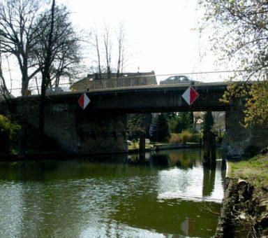 L 30 – Ersatzneubau der Straßenbrücke über den Stolpkanal in Woltersdorf